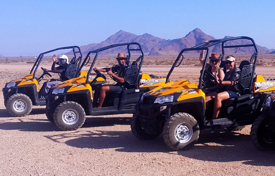 Guided Quad Buggy Fleet
