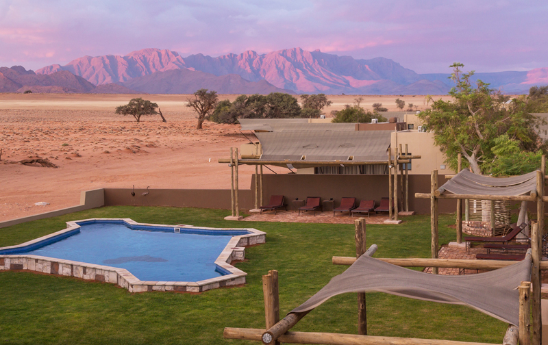 Sossusvlei Lodge Pool