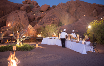 Sossusvlei Lodge Functions